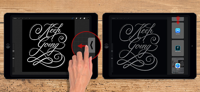 Is the quot ipad pro worth extra cost calligraphy