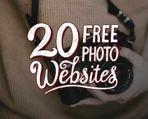 List of 20 Free Photo Stock Sites