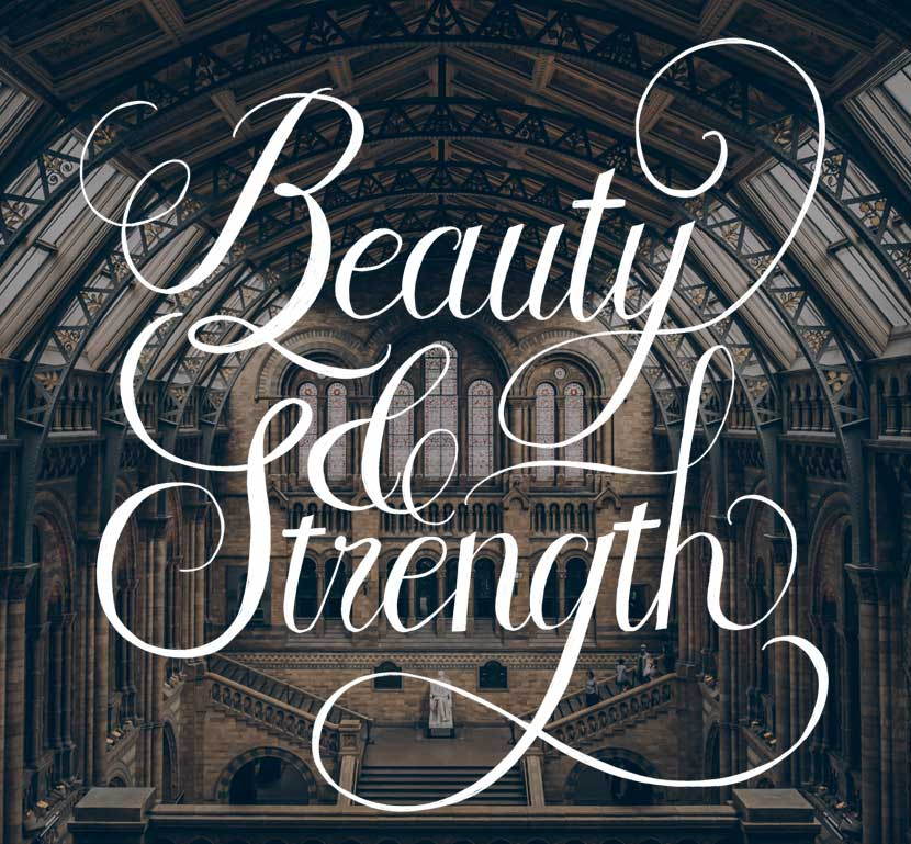 Beauty and Strength