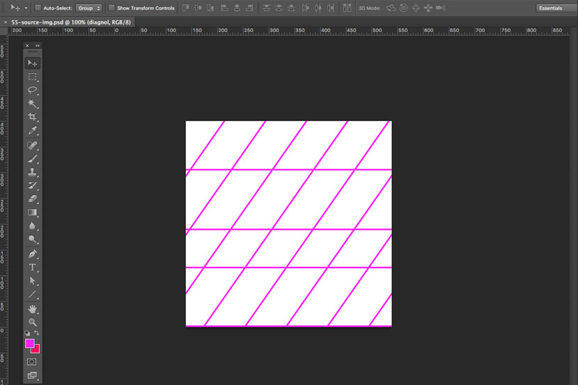 How To Make a Custom Guidelines Brush in Procreate
