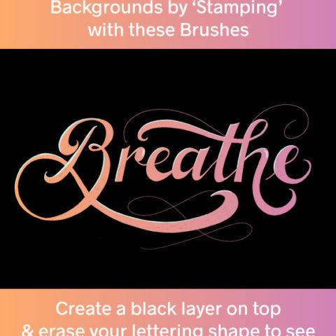 Free Gradient Brushes for Procreate