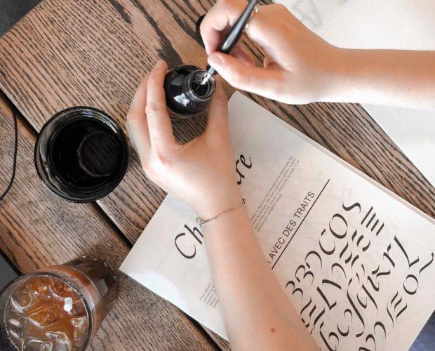 Difference between Typography, Lettering and Calligraphy