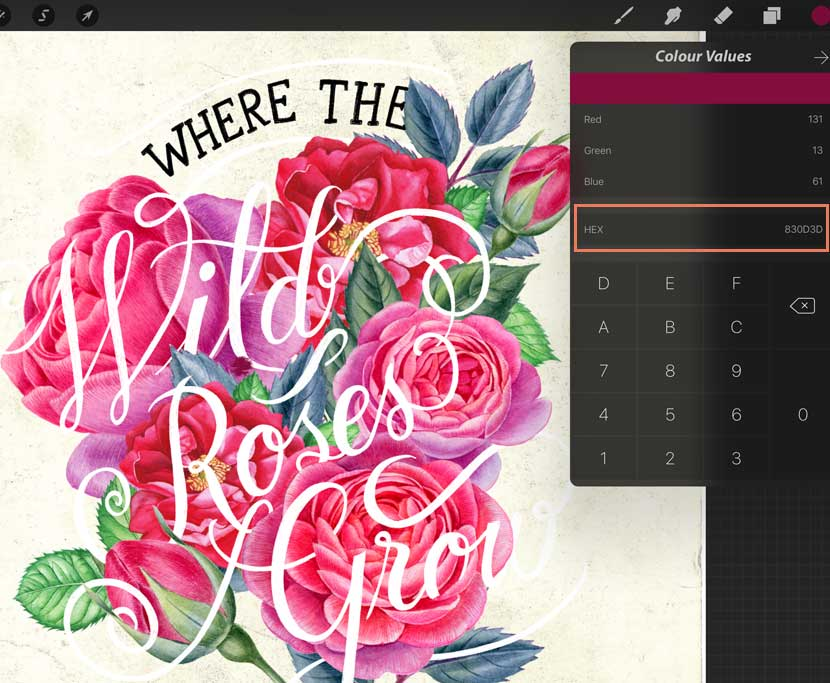 How to Integrate Lettering with Illustrations Tutorial