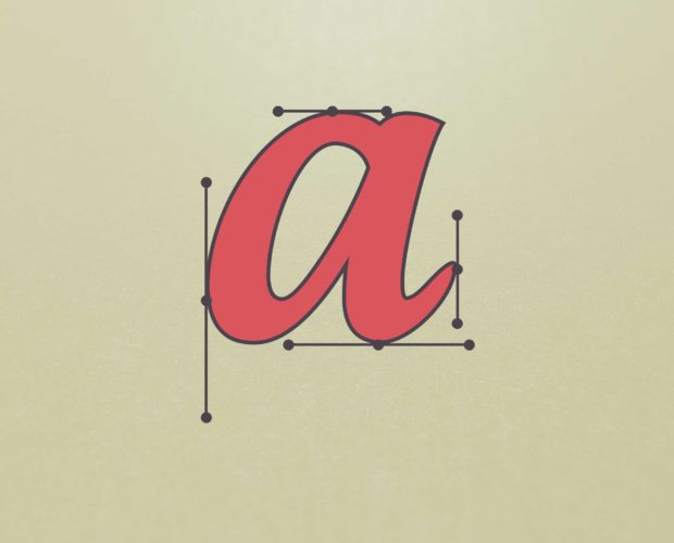 How to Vectorise Procreate Lettering