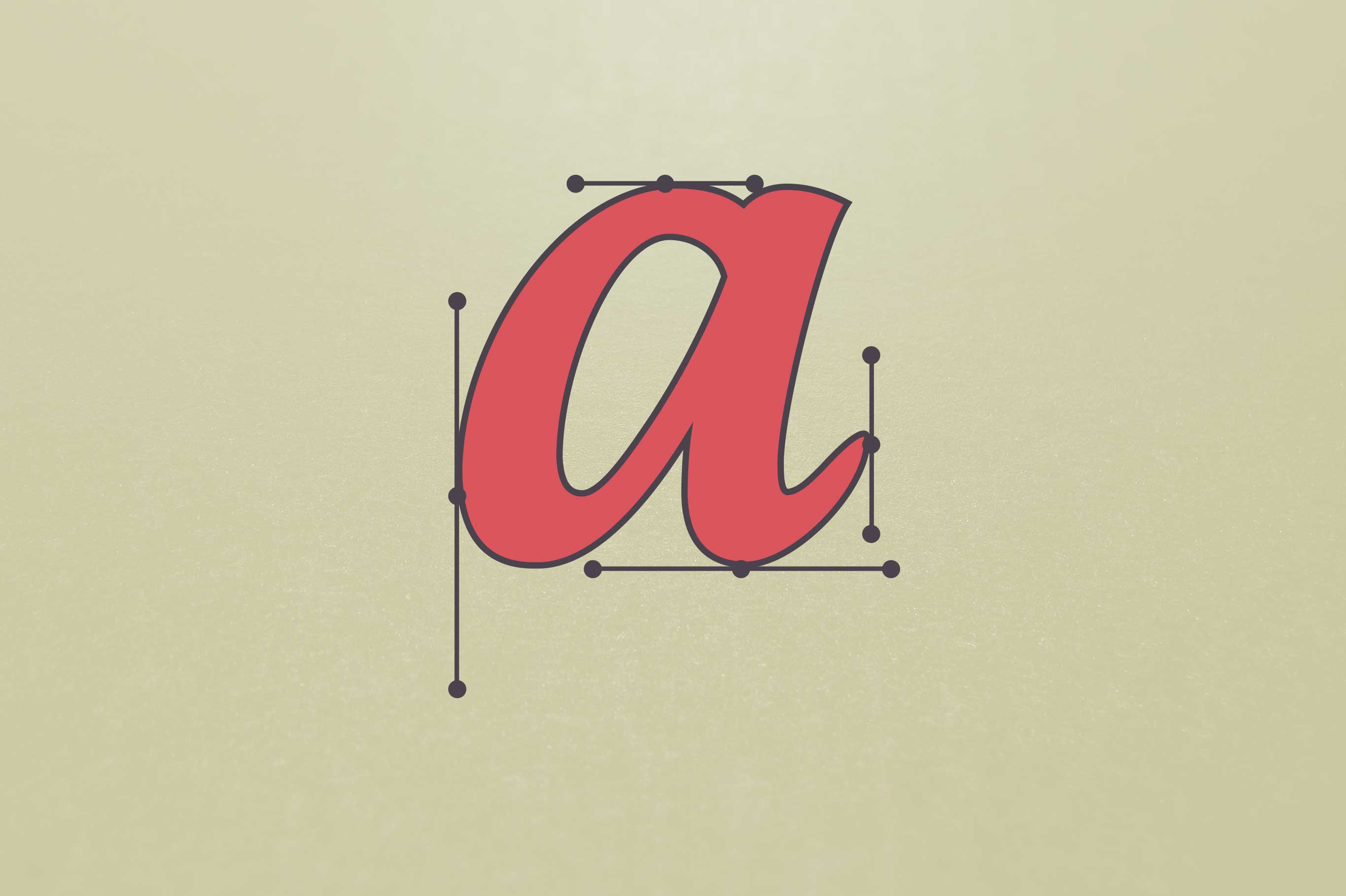 how to vectorise your procreate lettering ipad calligraphy
