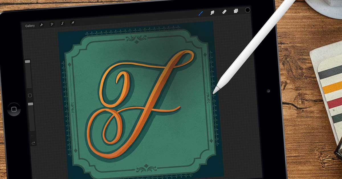 How to Render in Sketchbook Pro and Procreate - Snapguide