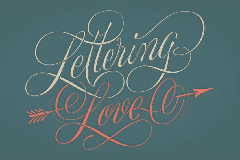 Top 10 Skillshare classes for iPad Lettering Artists - The Golden Secrets of Script Lettering - Martina Flor