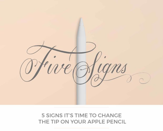 5 Signs it's Time to Change your Apple Pencil