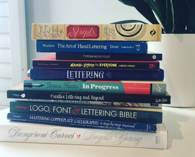 Best Lettering and Calligraphy Books