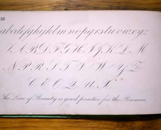 American Text Book for Letters - Dearborn 1873