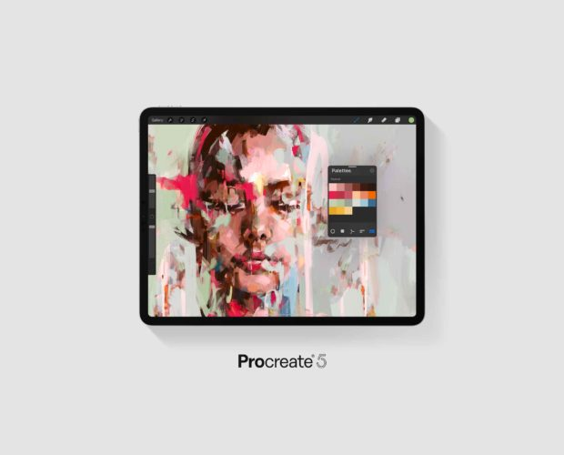 Procreate 5 is out!